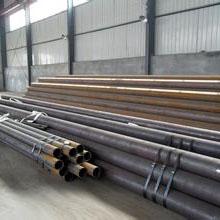 Q345B无缝钢管现货仓库